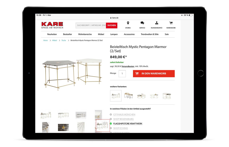 KARE integrates over 1500 USDZ models!
