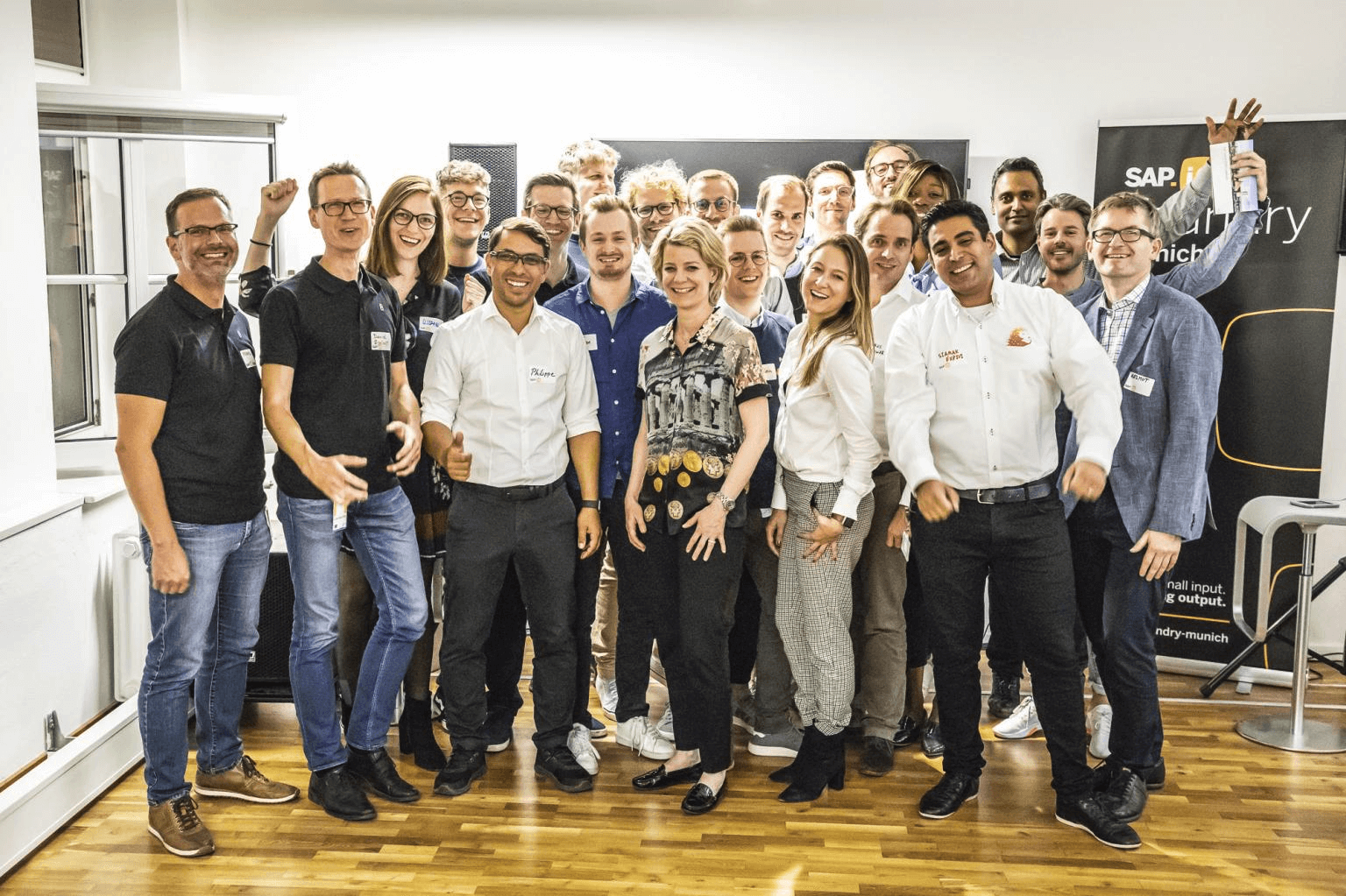 ViewAR @ SAP.iO Foundry Munich