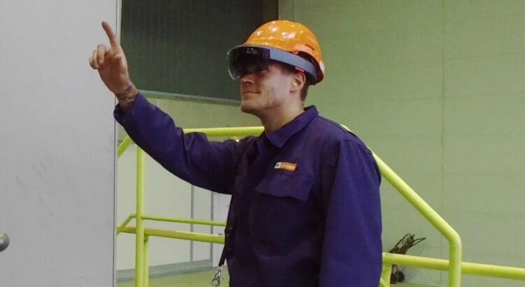 Wien Energie & ViewAR on Industry 4.0